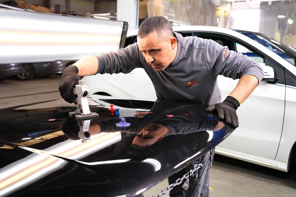 carrosserie herstellen