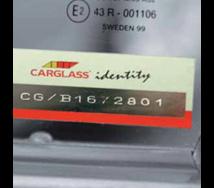 Carglass Identity Gravure Antivol Carglass